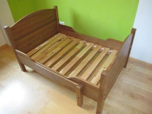 Ihram Kids For Sale Dubai: IKEA Ateles Extendable Children's Bed