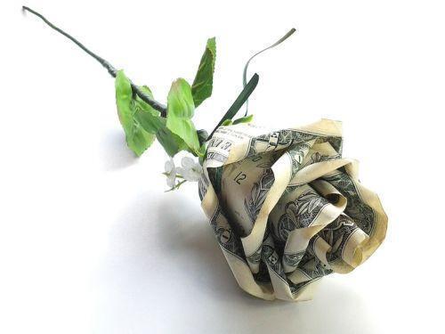 Money Rose: Origami | eBay - photo#19