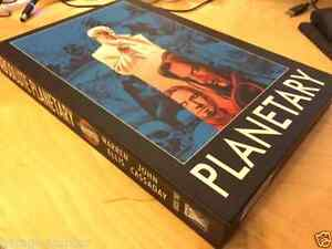Absolute Planetary. Comic hardcover.