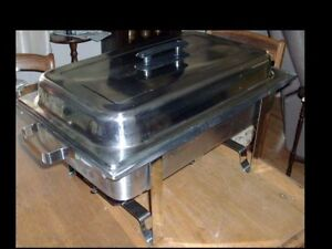 Chafing Dishes for rent $10/day