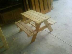 Child's Picnic Table Nowra Nowra-Bomaderry Preview