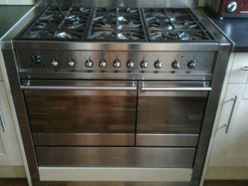 Range Cooker Ebay