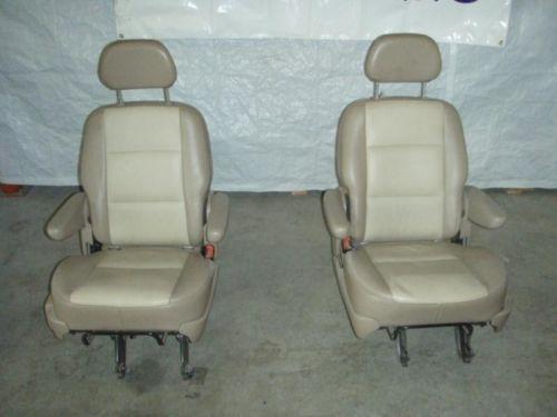 Ford Captain Chairs Interior Ebay