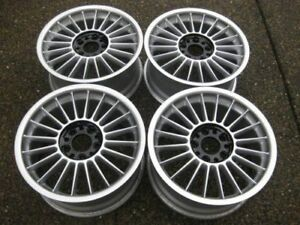 "RARE - 17"" ALPINA Softline rims 17X8 17X9 showrm condition"
