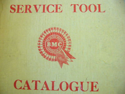 BMC Service Tool Catalogue 1956 No. AKD 695 Sent by Email in PDF 273 Pages