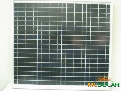 50 Watt Solar Panel Ebay