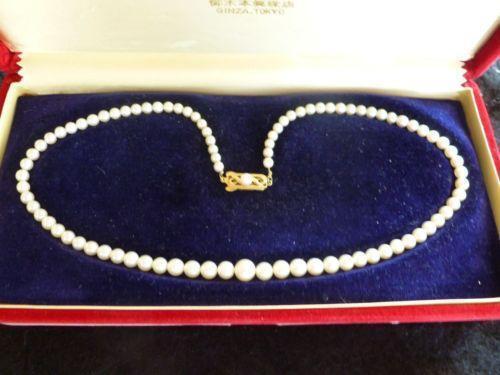Mikimoto Clasp Fine Jewelry Ebay