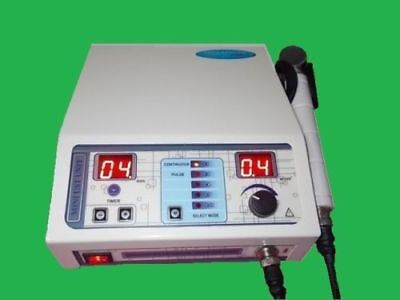 Portable Ultrasound Therapy 1 Mhz Ultrasonic Therapeutic Therapy Machine
