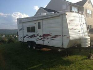 Toy Haulers Used Towable Rvs Amp Campers Ebay