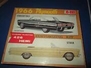 Plymouth Fury Model