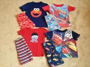 Elmo Pajamas