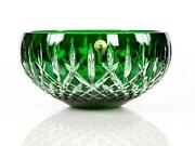 Green Crystal Bowl