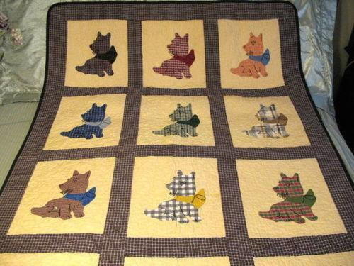 Hand Made Childrens Quilts Ebay