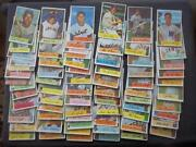 1954 Baseball Card Lot