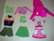 Barbie Green Dress