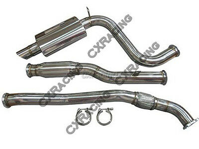 "CXRacing 240Z/260Z/280Z S30 3"" 2JZGTE 2JZ-GTE Turbo Downpipe"