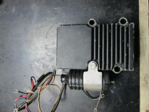 on 1974 Chrysler Outboard Motor Carburetor