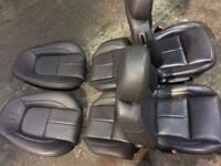 real leather cover kit for mitsubishi colt czc