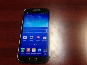 UNLOCKED Samsung S4 model SGH-I337M Black