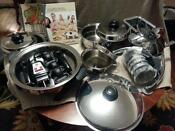 Saladmaster Waterless Cookware