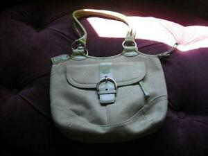 Used Coach Hobo Purse