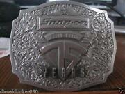 Snap on Tools Belt Buckle