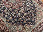 Antique Rugs and Carpets Lavar Kerman Blue