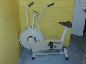 Aircycle airdyne assault Tunturi 603 Air bike Dual upright Cycle