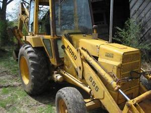 Backhoe Heavy Equipment Ebay