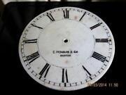 E Howard Clock