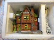 Dept 56 Browning Cottage