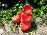 Womens Mary Jane Crocs