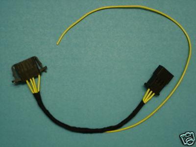 VW GOLF/BORA/PASSAT W8 Luz Cable Harness Adaptador R32 FR