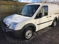 2004 Ford Transit Connect T200L 1800 1.8 TD Diesel Panel Van Ply Lined *124,000*