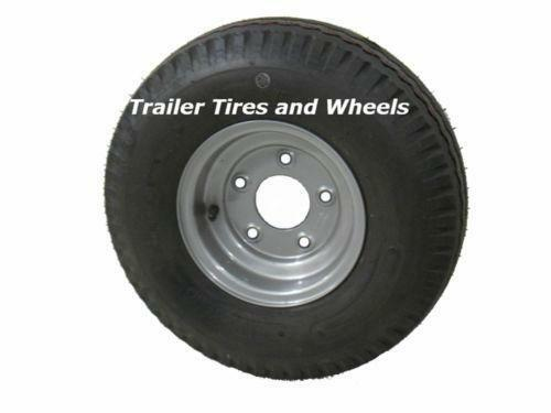 4 Lug Trailer Wheels Ebay