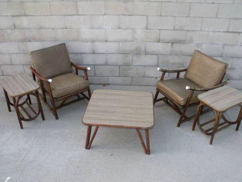Ficks Reed Furniture Ebay
