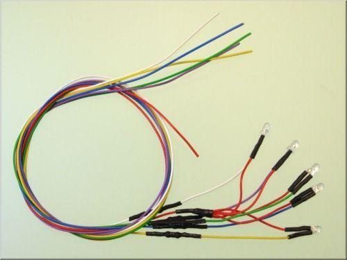 Servonaut L3V LED front cable harness set 7V