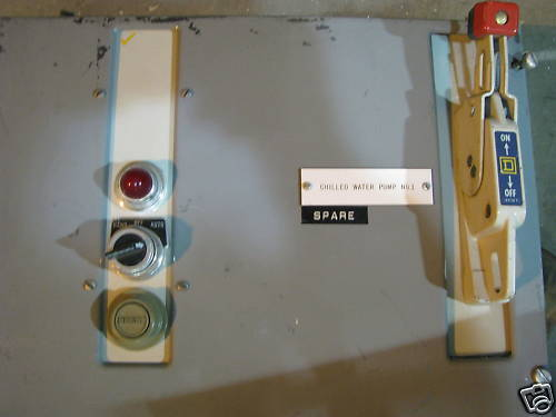 Square D Model 4, Size 1 Fusible MCC Bucket