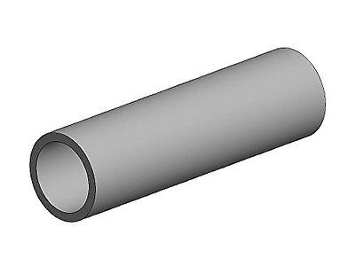 K S Precision Metals 8138 1532 X 12 Round Brass Tube