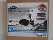 Motorhome Satellite Dish
