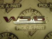 Pontiac Trans Am Emblems
