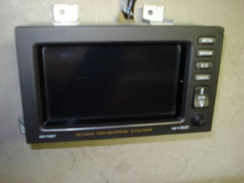 2003 Acura Tl Navigation Ebay
