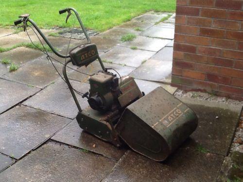 Vintage Atco Lawnmowers Ebay
