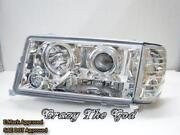 Mercedes 190 Headlight