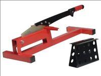 Oypla Laminate Wood Board Flooring Floor Cutter