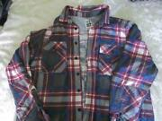 Mens Check Work Shirts