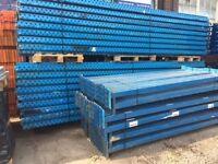 Job Lot Dexion Type Pallet Racking (Shelving / Storage )