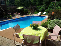 Port Stanley - Private Pool Available