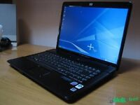HP WINDOWS 7 laptop CORE 2 duo 2 gb RAM free delivery