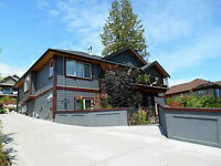 Gibsons & Area House for sale:  5 bedroom 2,829 sq.ft.